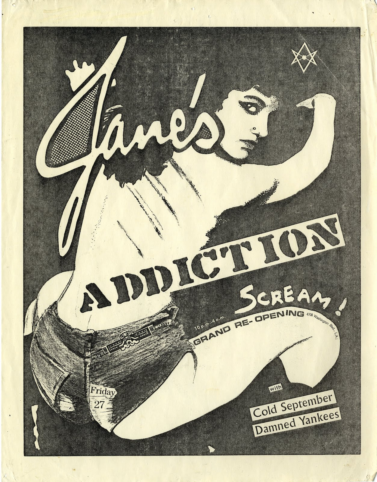 Jane's Addiction - Official Site