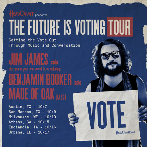 The Future Is Voting Tour