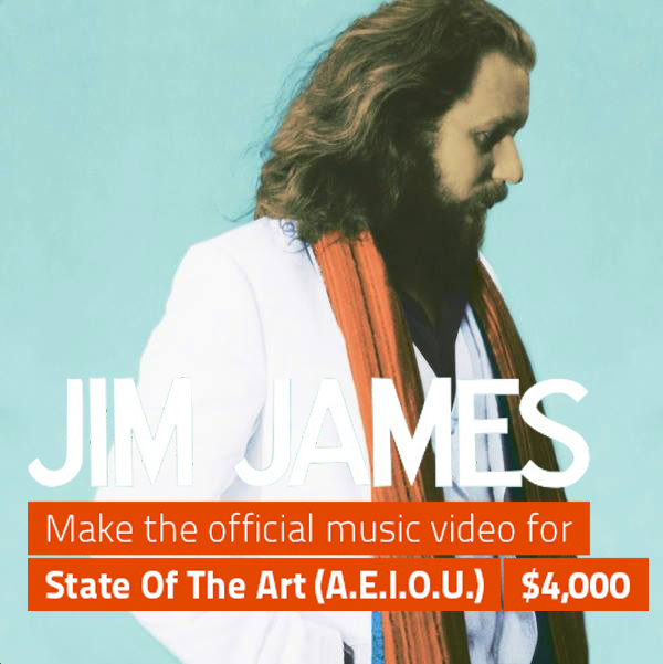 "Make the Official Video for ""State Of The Art (A.E.I.O.U.)""!"
