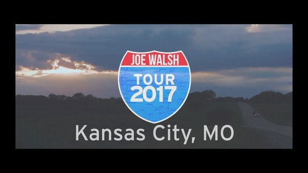 Joe Walsh Tour 2017 Kansas City, MO Wrap Up