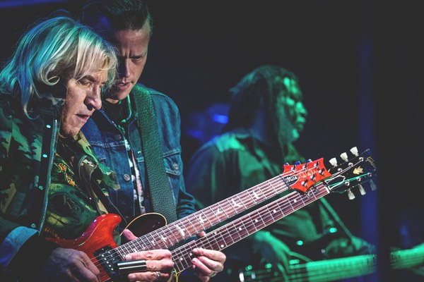 Joe Walsh Toor 2016 Telluride Blues & Brews Festival Wrap