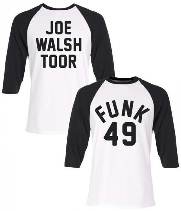 Two Tone Funk 49 Baseball T-Shirt