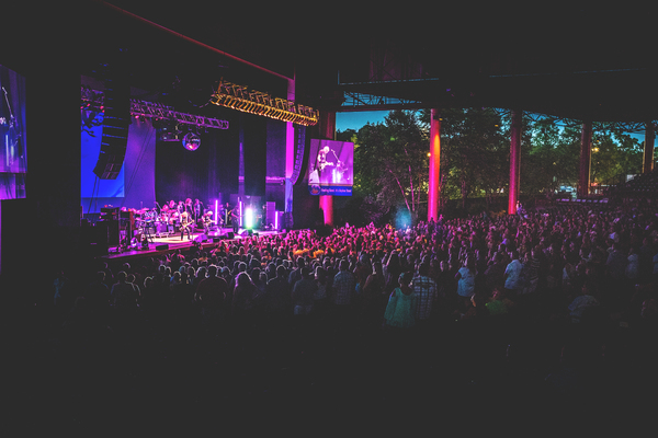 PNC Pavilion @ Riverbend Music Center – Cincinnati, OH 7/16/16