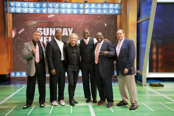 Sunday NFL Countdown on ESPN