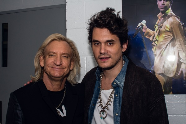 Joe and John Mayer