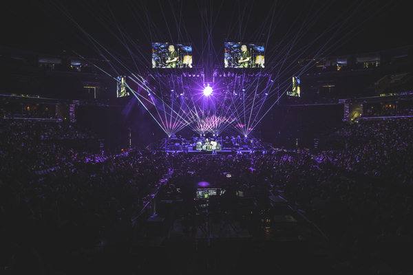 Memphis, TN - FedEX Forum - 5/8