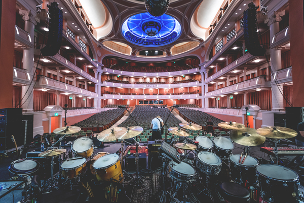Gaillard Center - Charleston, SC 8/11/16