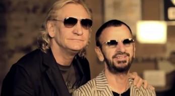Joe Walsh at Ringo Starr's Peace and Love Celebration