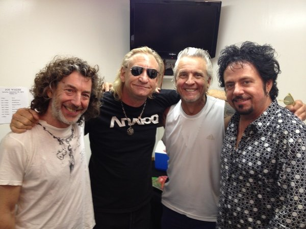 Jack's 7th Show at Verizon Wireless Amphitheatre in Irvine 9/15/12