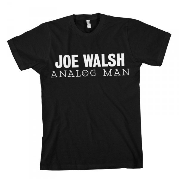 Joe Walsh Analog Man T-Shirt