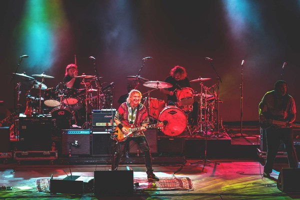 Joe Walsh Toor 2016 Memphis, TN Wrap