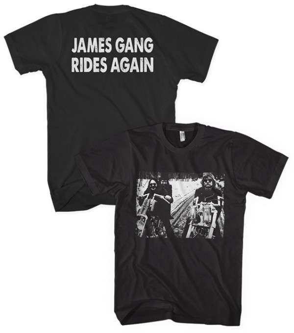 James Gang Rides Again T-Shirt