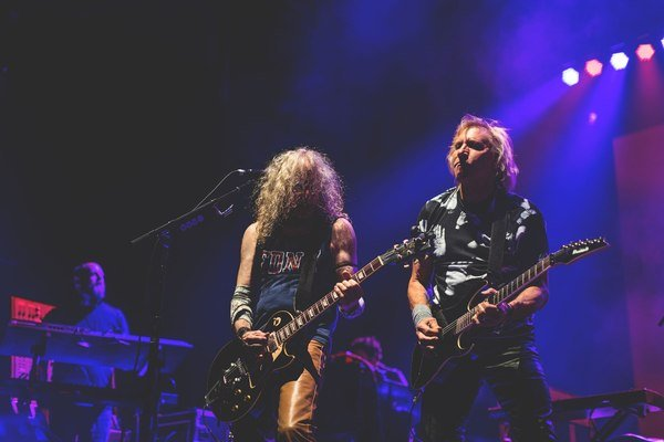 Joe Walsh Los Angeles One Hell Of Night Tour Wrap