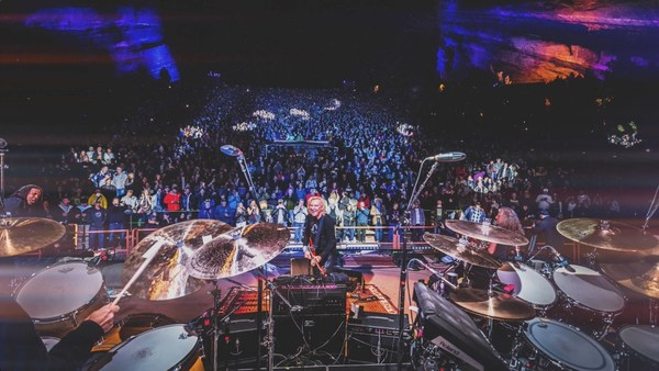 Joe Walsh Red Rocks Tour Wrap