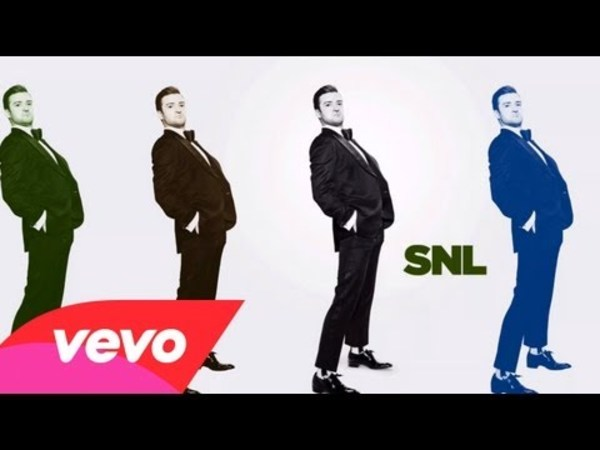 Suit & Tie (Live on SNL) ft. JAY Z