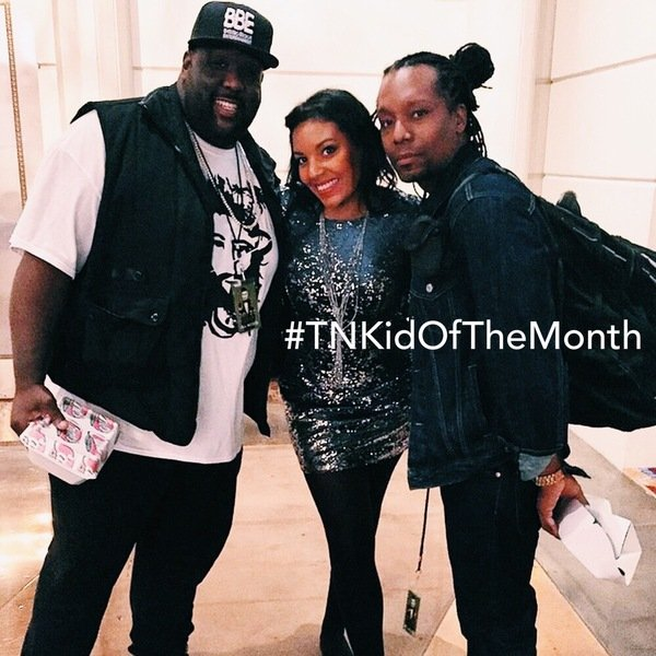 Meet March's #TNKidOfTheMonth
