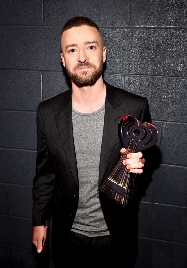 JT WINS SONG OF THE YEAR AT 2017 iHEART RADIO MUSIC AWARDS