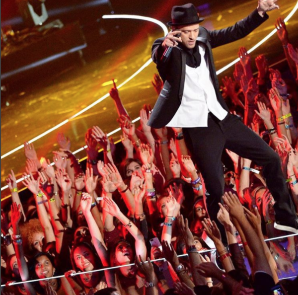Big Congrats to JT on Winning His 10th Grammy!