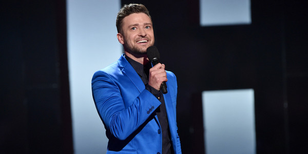 JT NOMINATED FOR 3 iHEARTRADIO MUSIC AWARDS