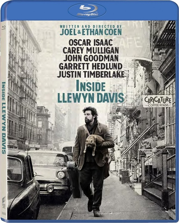 INSIDE LLEWYN DAVIS DVD OUT MARCH 11TH