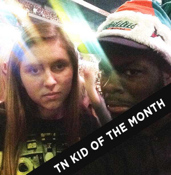 Meet May's #TNKidOfTheMonth : Taylor!