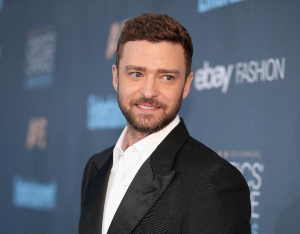 JT AT THE 22ND CRITICS CHOICE AWARDS