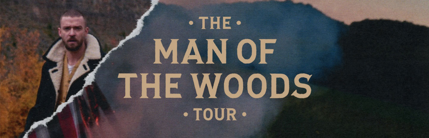 Man of the Woods Tour