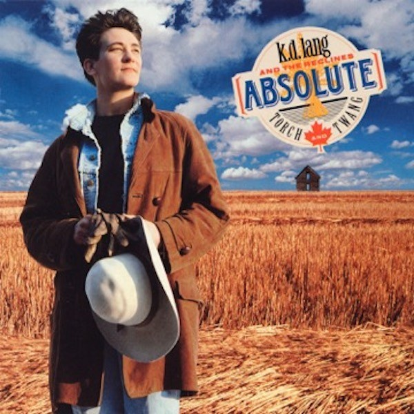 Absolute Torch and Twang Vinyl Record (1989)