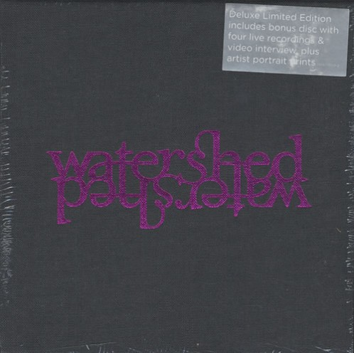 Watershed  CD/DVD (2008) image
