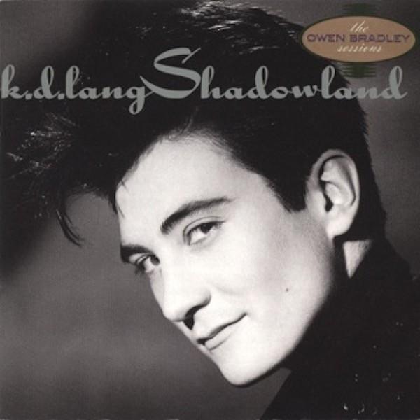 Shadowland Vinyl Record (1988)