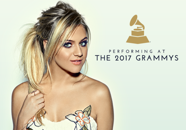 Kelsea's Performing at the #GRAMMYs!