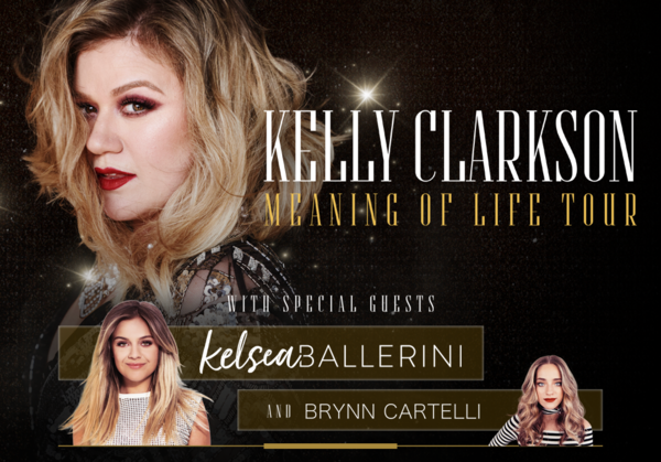 Kelsea's Going On Tour With Kelly Clarkson!
