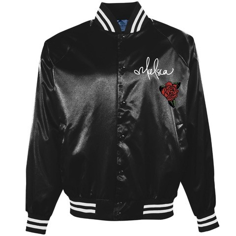 Spring Tour 2018 Satin Jacket image
