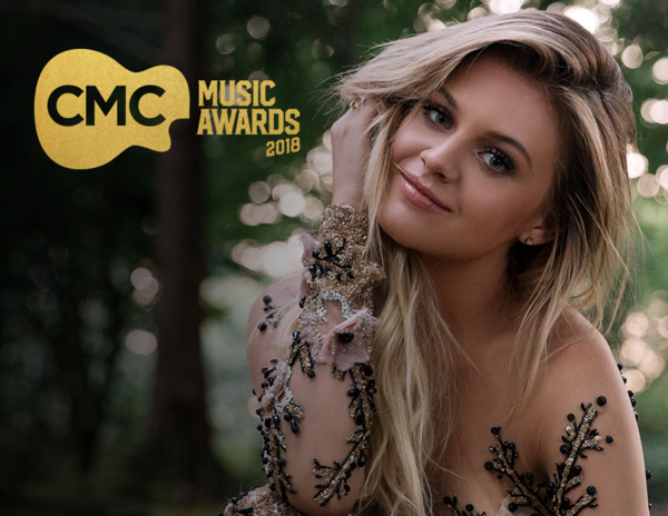 Kelsea's Performing at the CMC Awards Tonight!