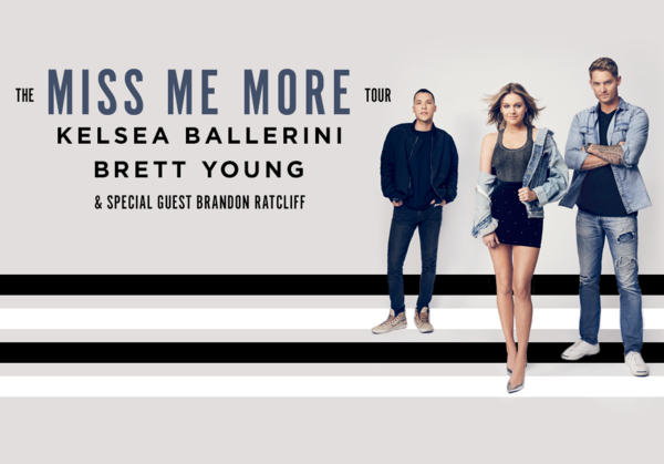 The Miss Me More Tour - Tickets On Sale NOW!