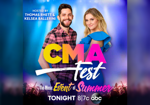 Kelsea Co-Hosts and Performs at #CMAfest, TONIGHT!