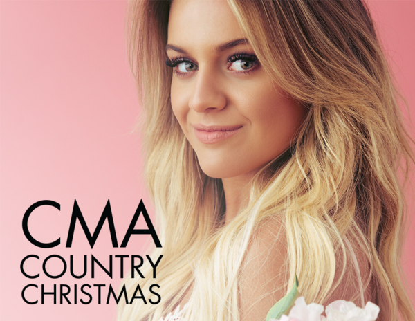Tonight! #CMAChristmas