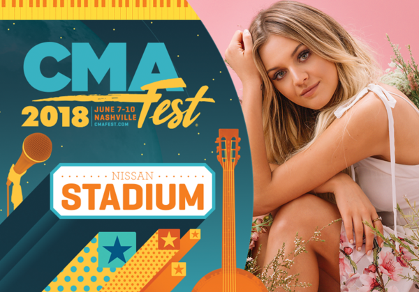 Kelsea's Returning to Perform at CMA Fest!