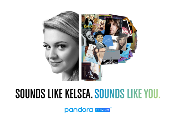 "Kelsea Ballerini & Pandora Premium Want You to Experience Music That ""Sounds Like You"""