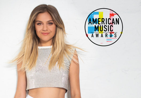 Kelsea's Nominated for an American Music Award!