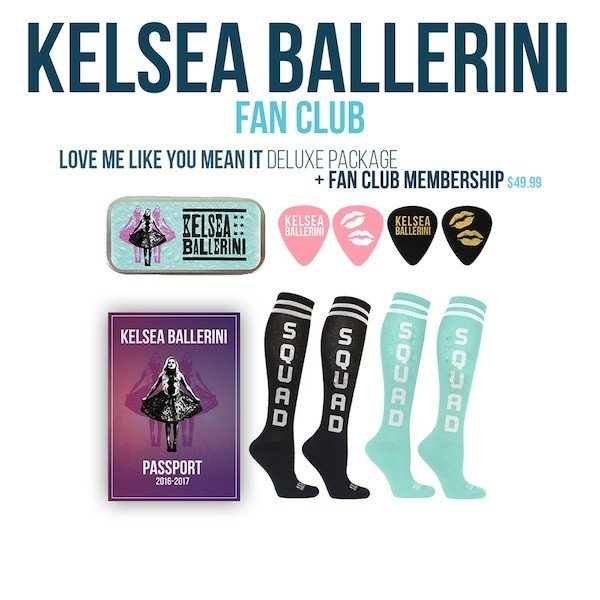 Love Me Like You Mean It Deluxe Fan Club Package