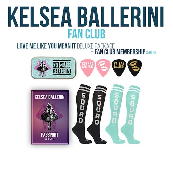 Love Me Like You Mean It Deluxe Fan Club Package image