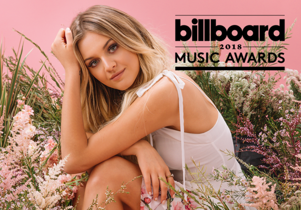 Kelsea's Nominated For A #BBMA!