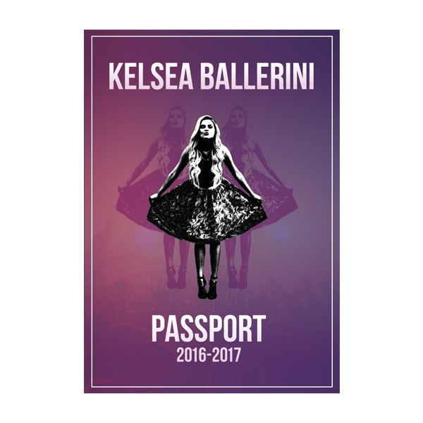 Kelsea Ballerini Collectors Passport