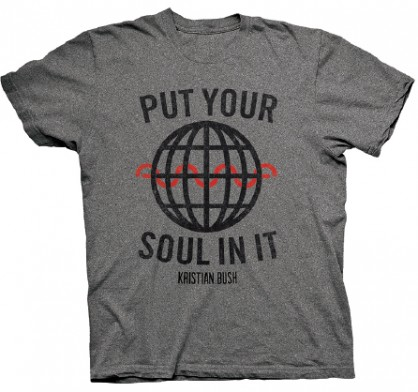 Put Your Soul In It Tee