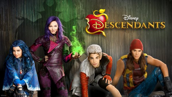 "DISNEY'S ""DESCENDANTS"" WAVES MAGIC RATINGS WAND"