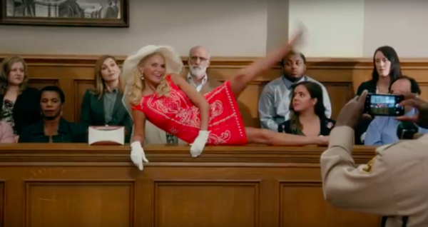 Kristin is Guilty of Being Fabulous in 'Trial & Error' Promo