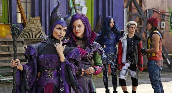 Up to No Good in 'Descendants'