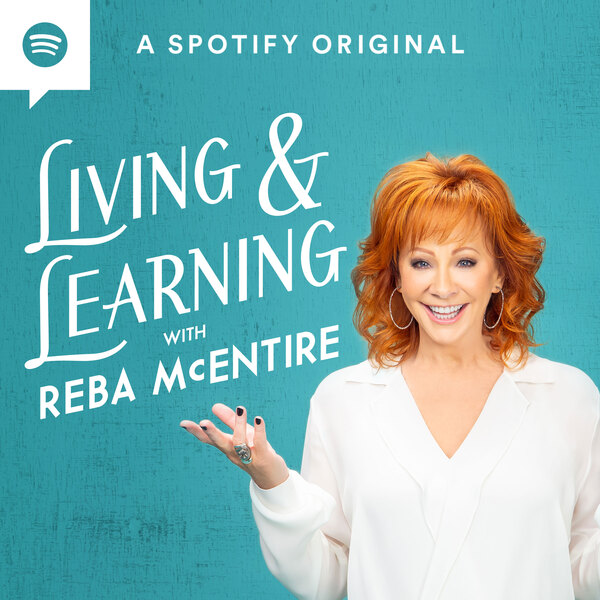 Kristin Appears on 'Living & Learning with Reba' Podcast