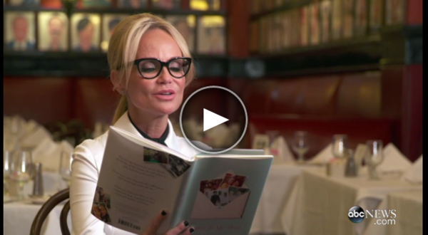 Watch: Kristin Chenoweth Shares Her Letter to Her Mom this Mother's Day